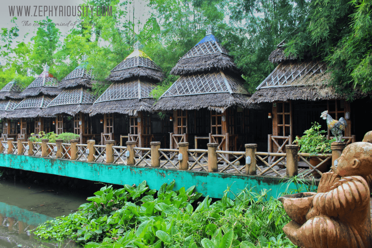 caluan isdaan park cottages